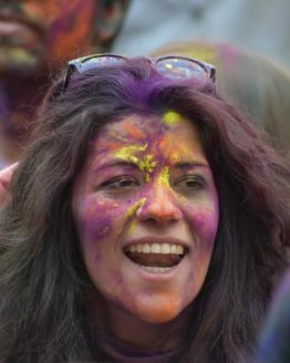 FETE HOLI - portrait 2017 à Paris