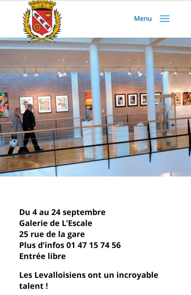 EXPOSITION TEMPORAIRE - Collective